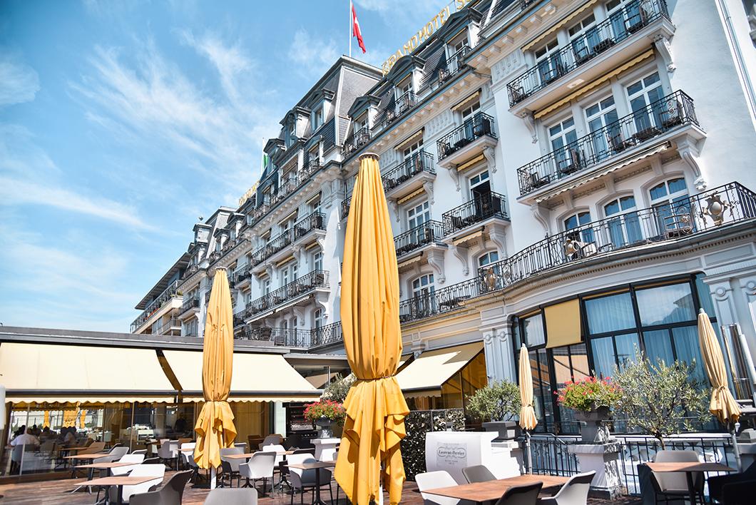 Le 45 Grill & Health, restaurant à Montreux