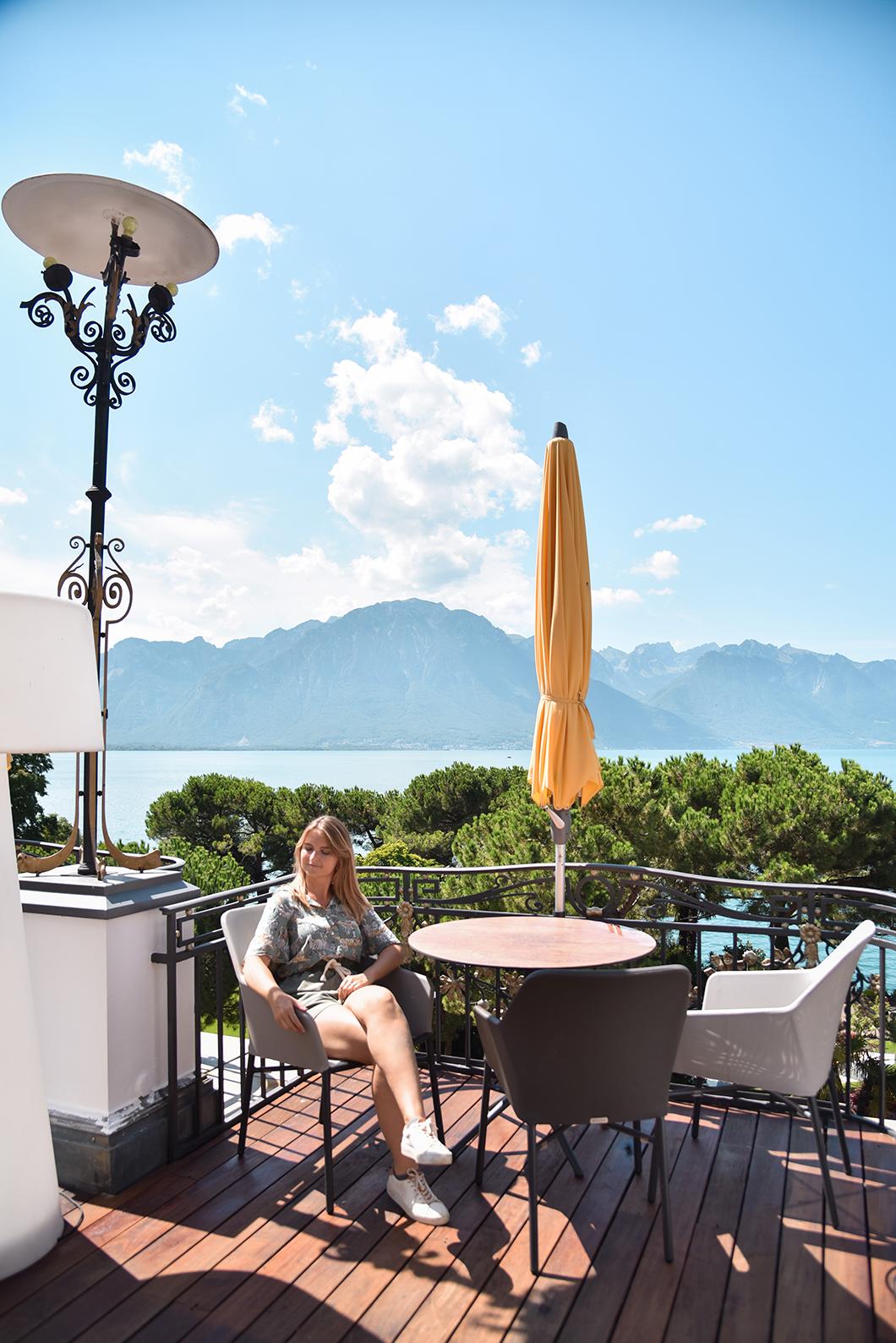 Où manger à Montreux ? Le 45 Grill & Health