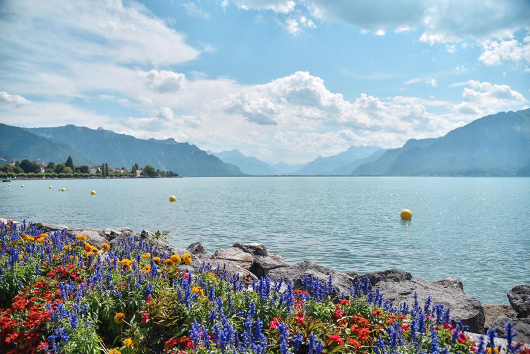 Vevey, visite incontournables au Lac Léman