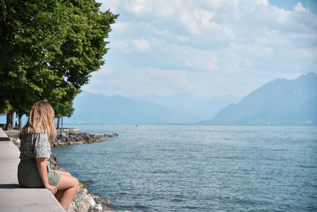 Que visiter au Lac Léman ? Découverte des quais de Lausanne
