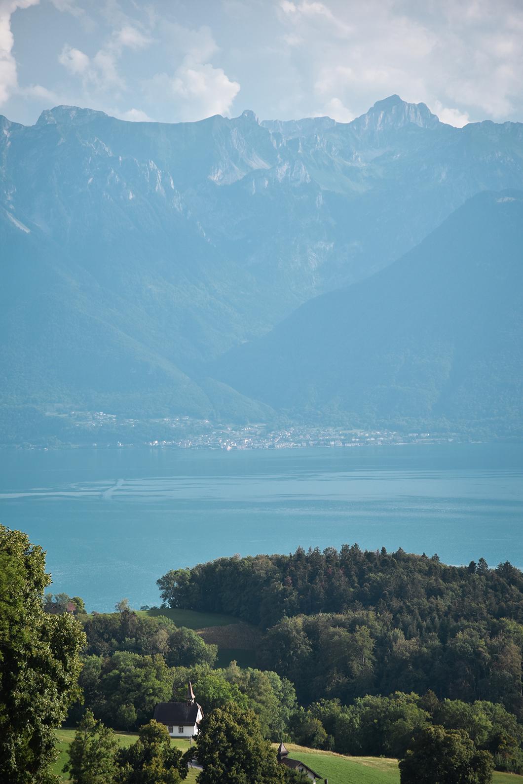Le Mont Pèlerin, visite incontournables au Lac Léman