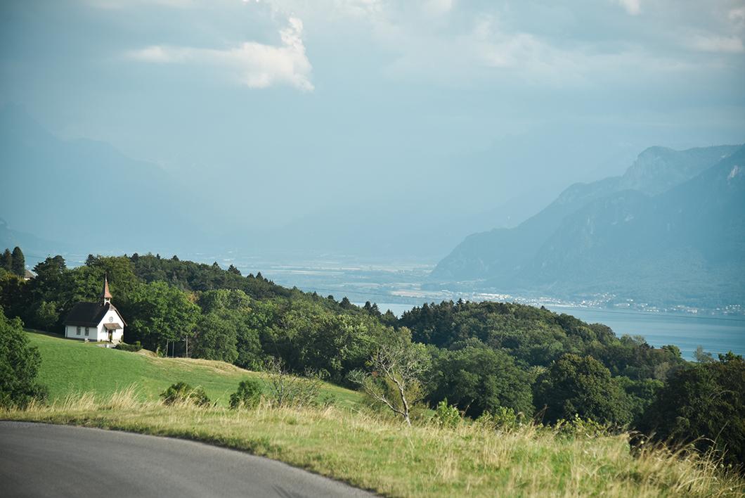 Que faire au Lac Léman ? Admirer la vue au Mont Pèlerin