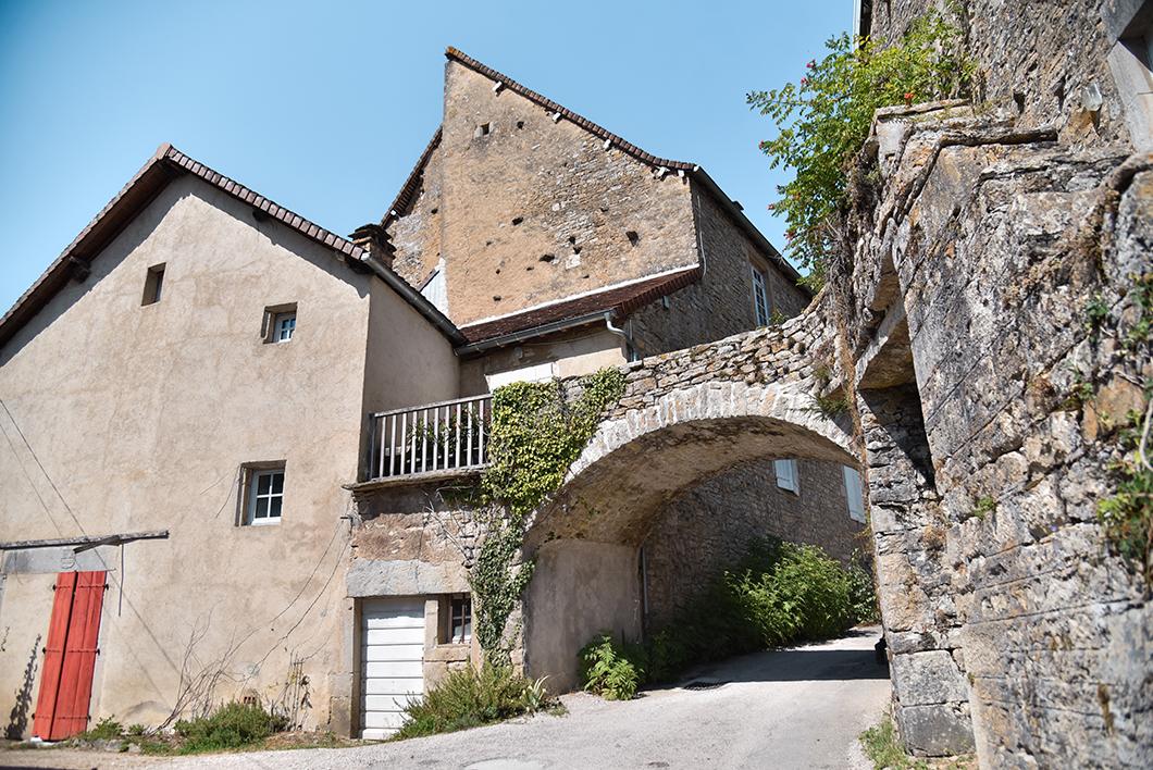 Baume-les-Messieurs, l'un des plus beaux villages du Jura