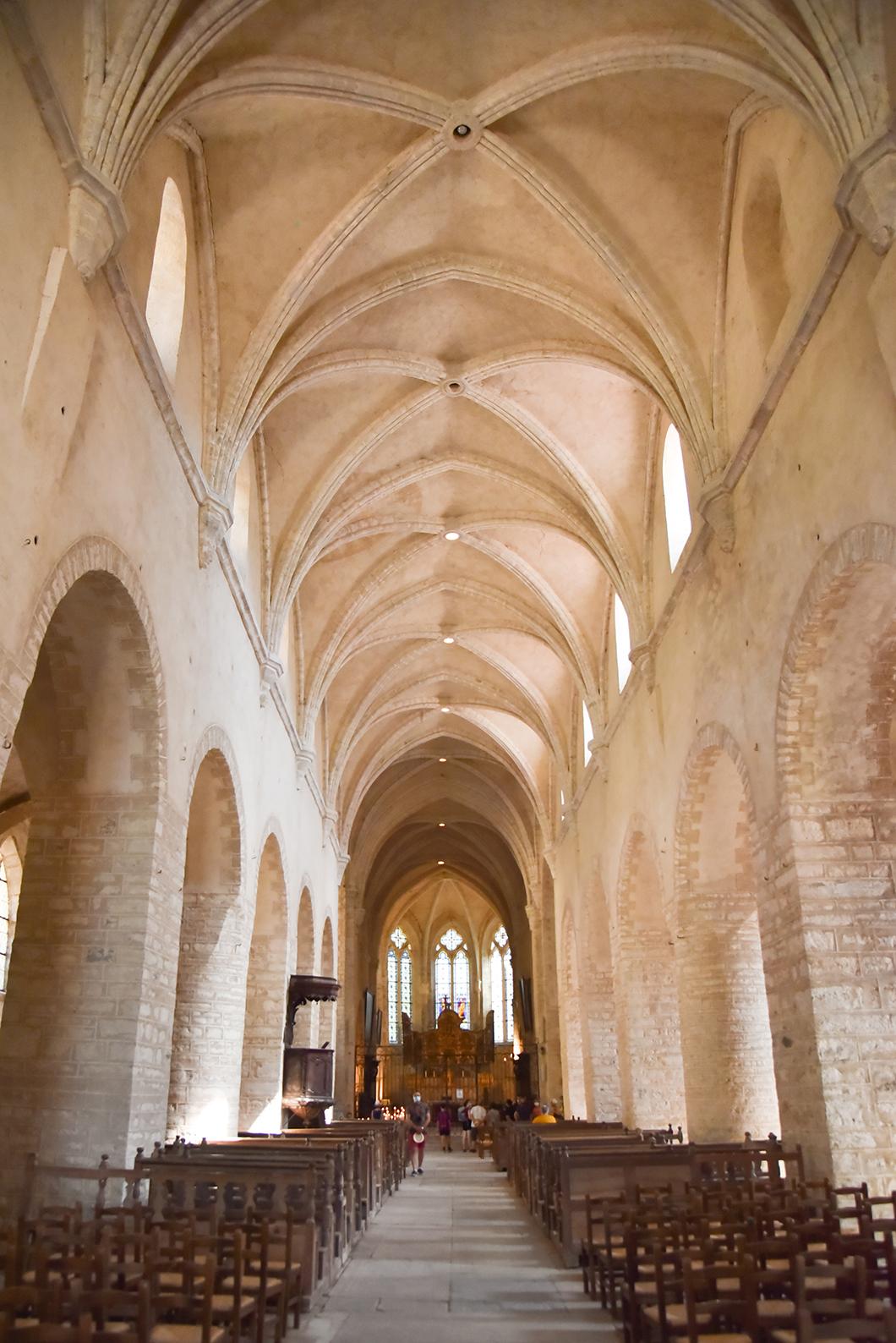 L'Abbaye impériale, visite incontournable à Baume-les-Messieurs