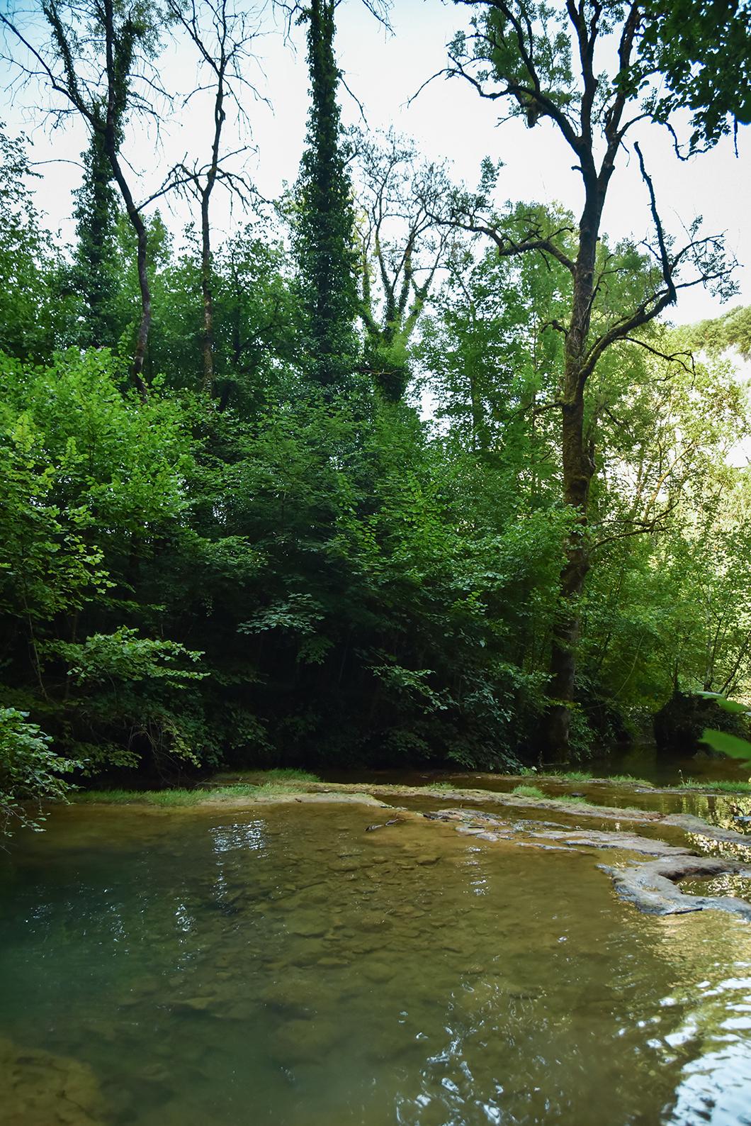 La Cascade des Tufs, incontournable à Baume-les-Messieurs