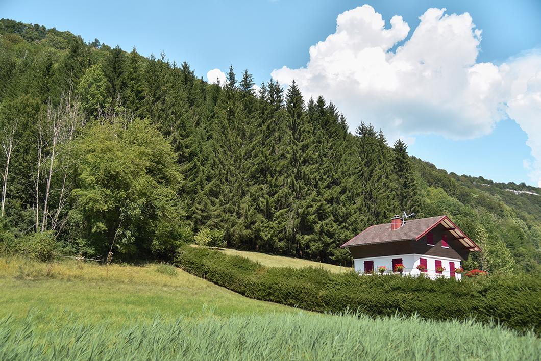 Programme de quelques jours dans le Jura