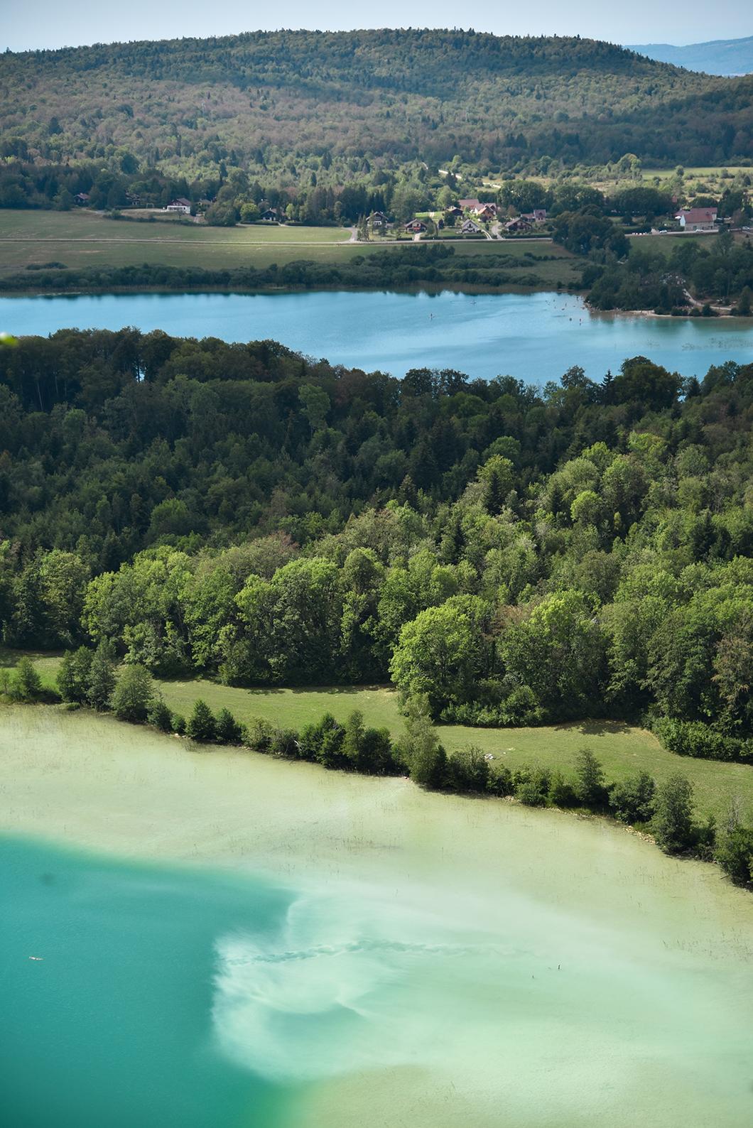 Que faire dans le Jura ? Visiter le Pays des Lacs