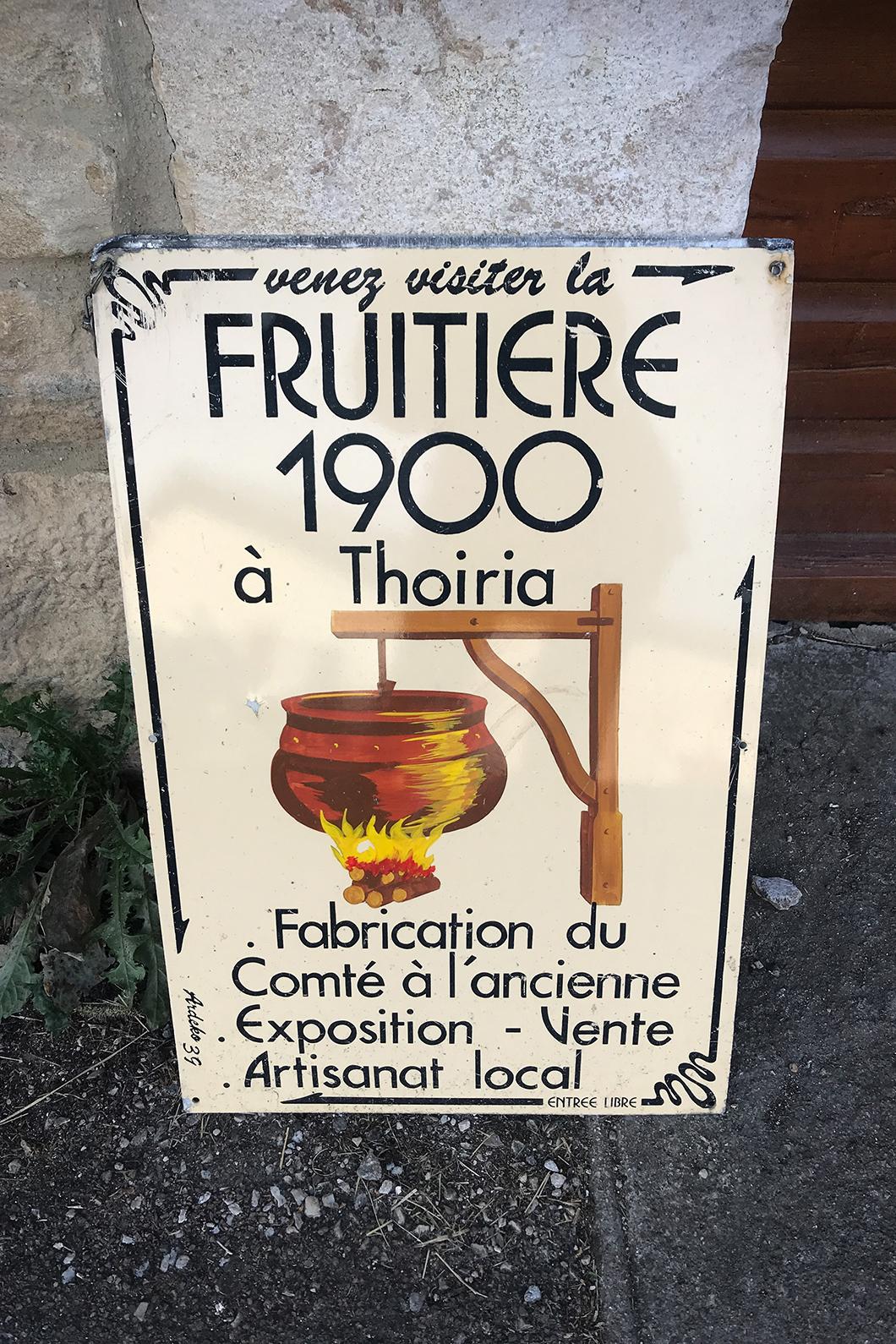 La Fruitière 1900, visite incontournable dans le Jura