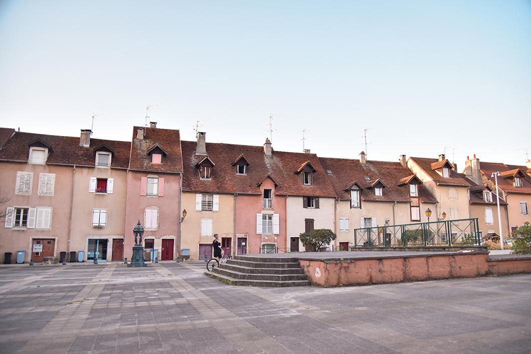 Lons-le-Saunier, visite incontournables dans le Jura