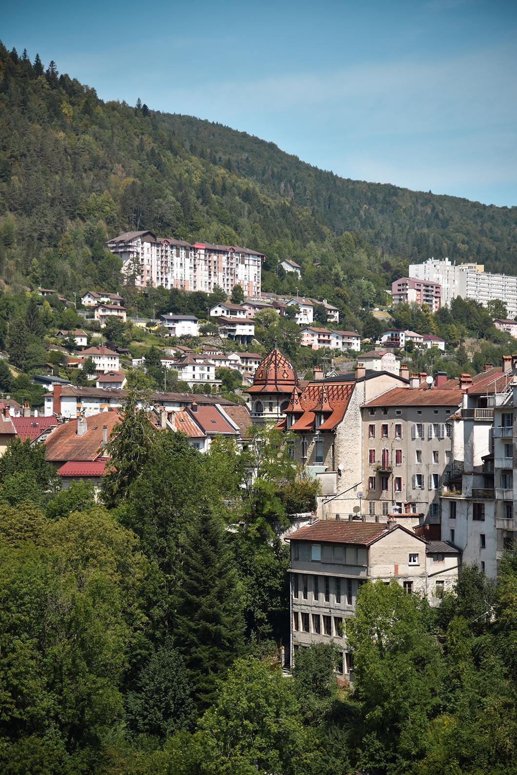 Découvrir Saint-Claude dans le Haut-Jura