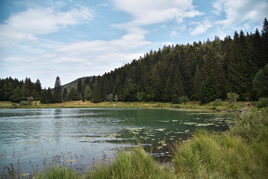 Découvrir le Lac Genin