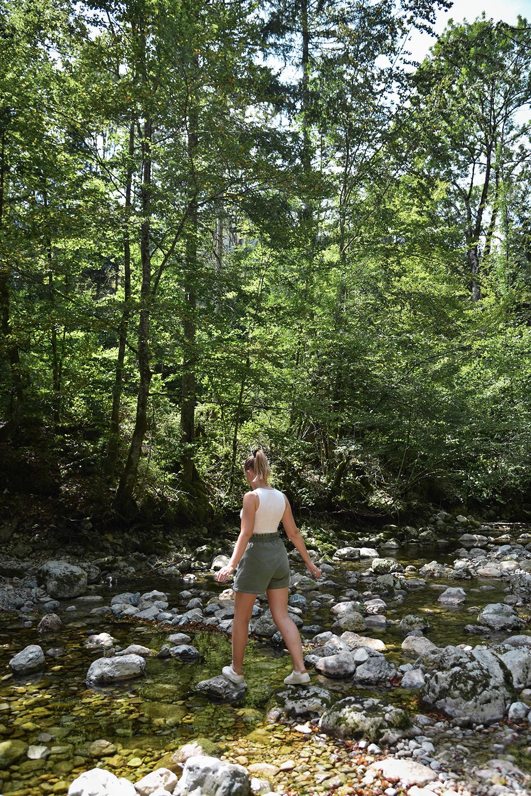 Road trip dans les montagnes du Jura