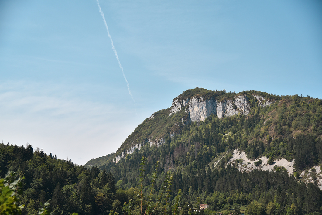 Découvrir les Gorges d'Orvaz dans le Jura