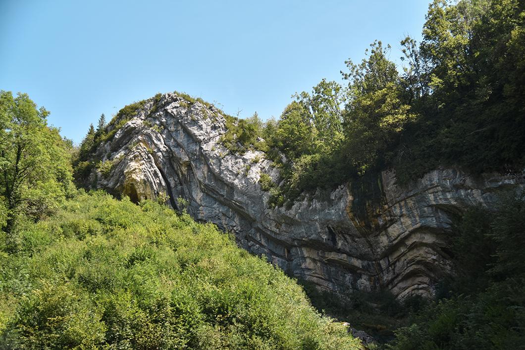 Le Chapeau de Gendarme, incontournable dans le Jura