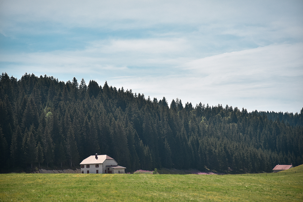 Endroits incontournable dans le Haut-Jura