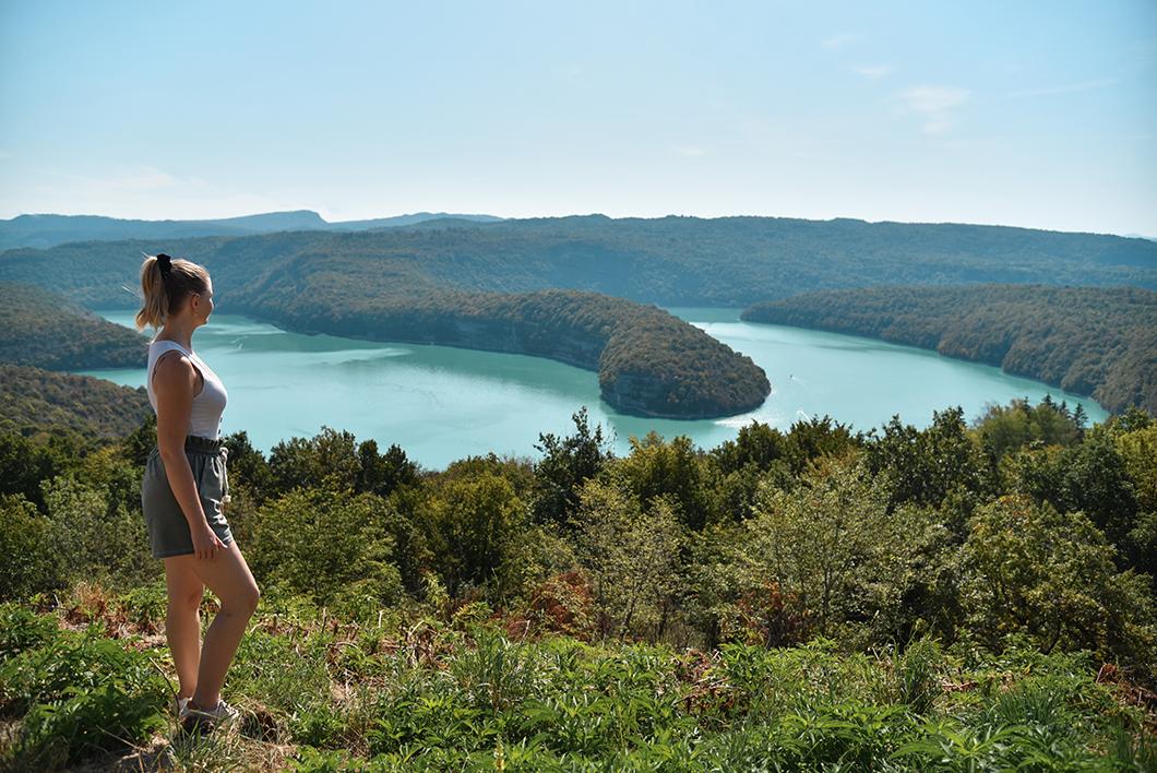 Que faire dans le Jura ? Lac de Vouglans