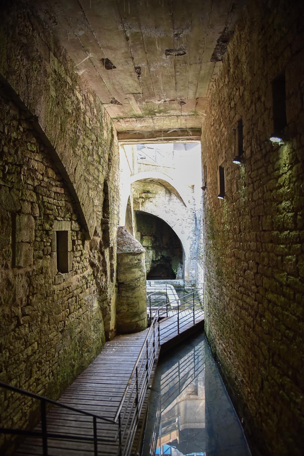 La Fontaine aux Lépreux, visite incontournables à Dole