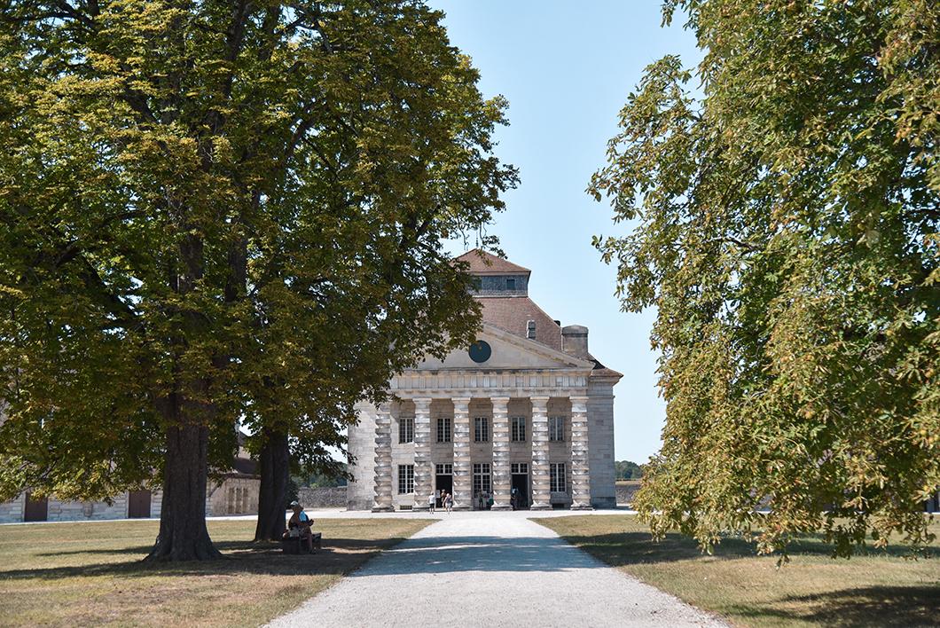 Quelles activités faire dans le Jura ? Visiter Arc-et-Senans