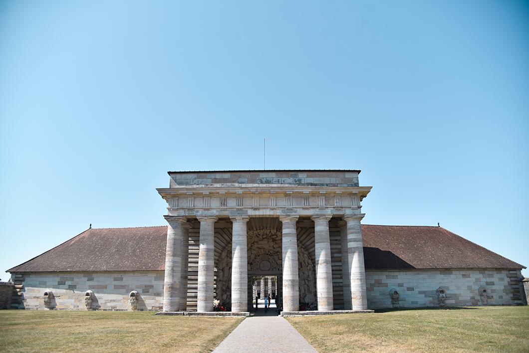 La Saline Royale de Arc-et-Senans