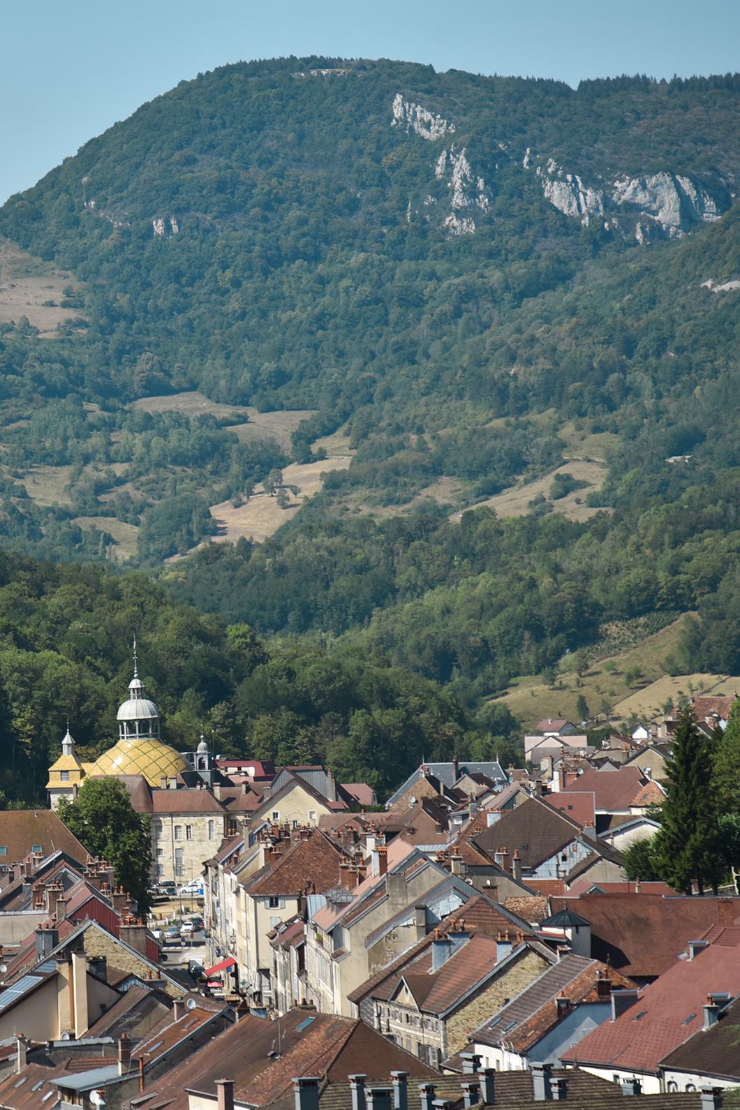 Découvrir Salins-les-Bains, Incontournable à visiter dans le Jura