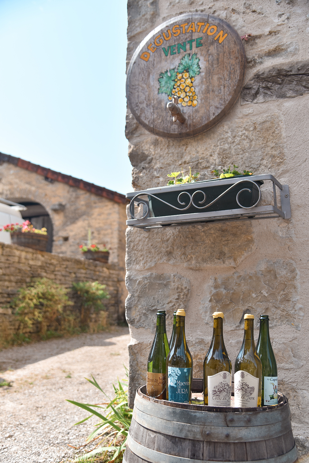 Que faire dans le Jura ? La Route des vins