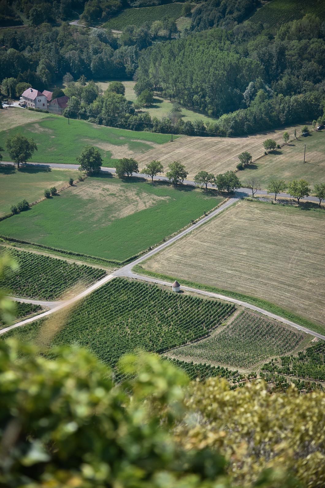Le Belvédère de la Rochette, incontournable à Château-Chalon