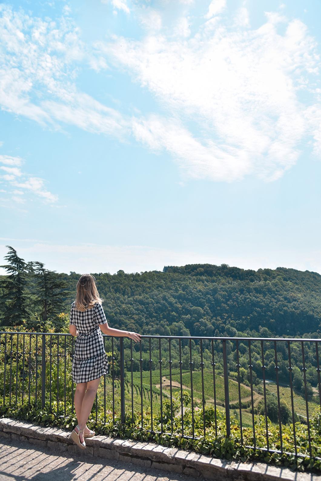 Nos spots préférés à Château-Chalon, le Belvédère de la Rochette