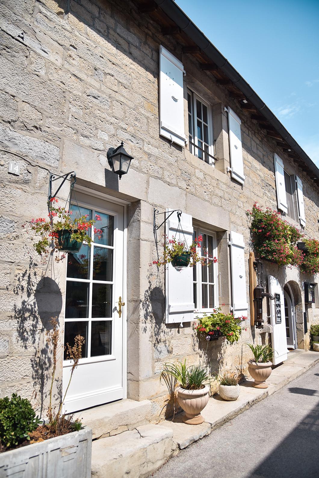 Quelles activités faire dans le Jura ? Visiter Château-Chalon