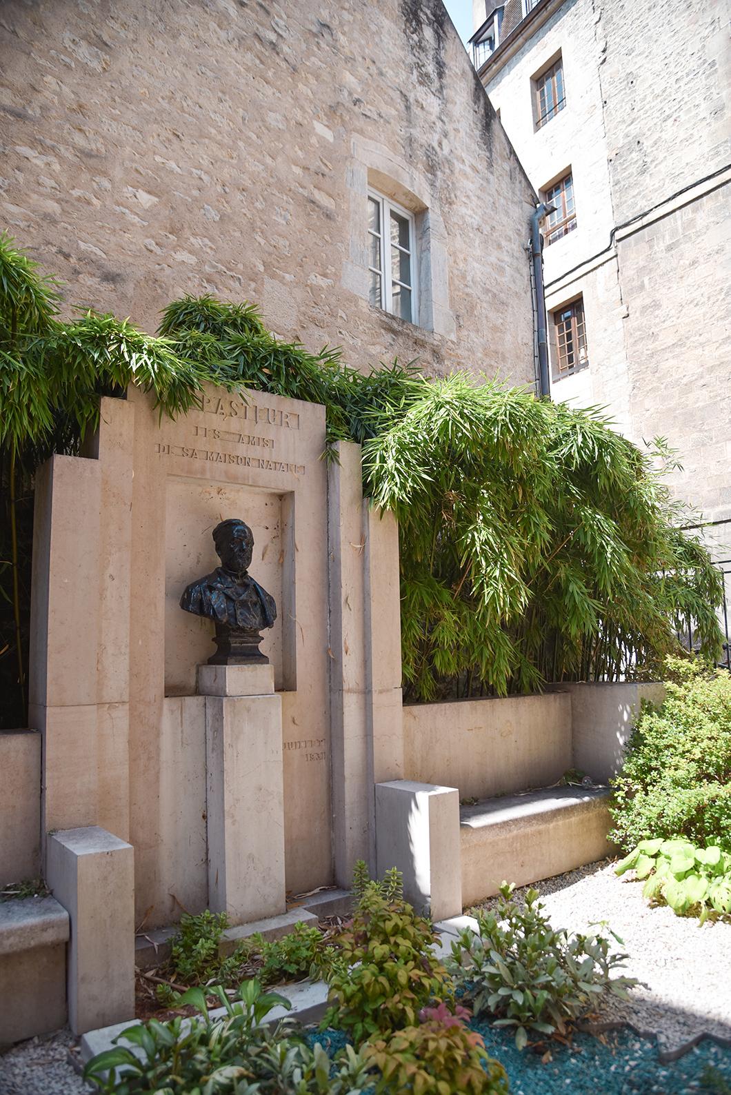 Le Musée Pasteur à Dole dans le Jura
