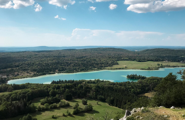 Un road trip dans le Jura