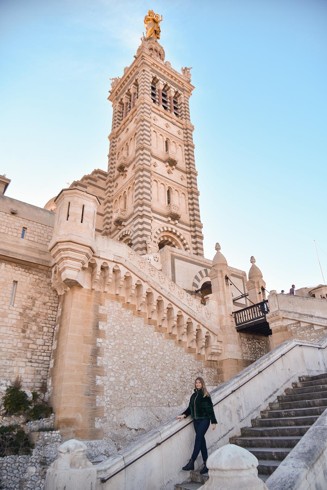 Visites incontournables à Marseille, Basilique Notre-Dame de Garde