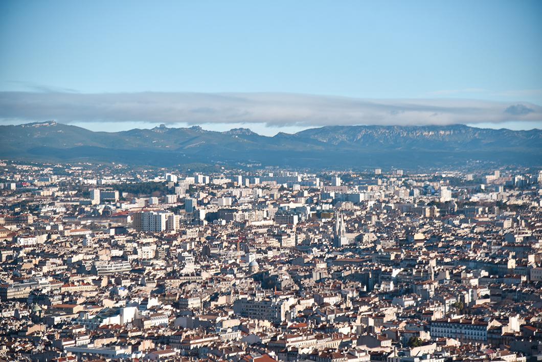 Les plus beaux points de vue de Marseille