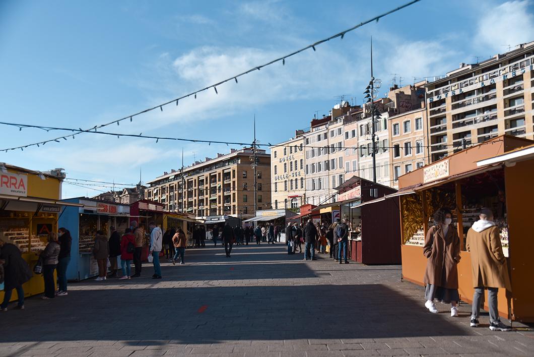 Quelles activités faire en hiver à Marseille ? Aller à la foire aux santons