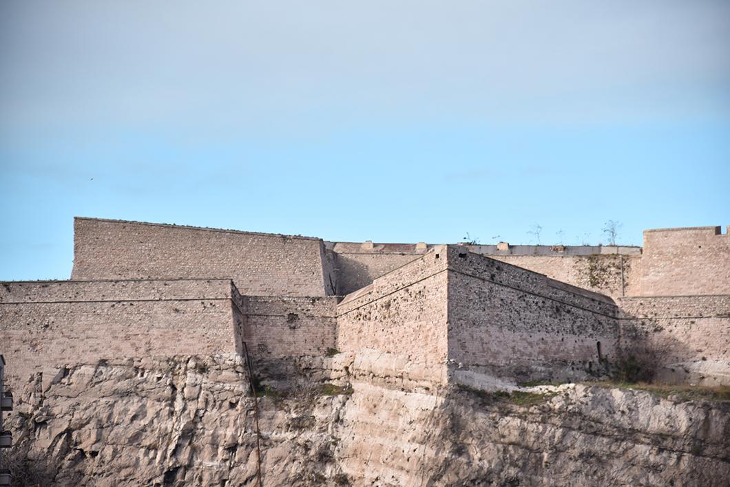 Que faire à Marseille durant 3 jours ? Fort Saint-Nicolas