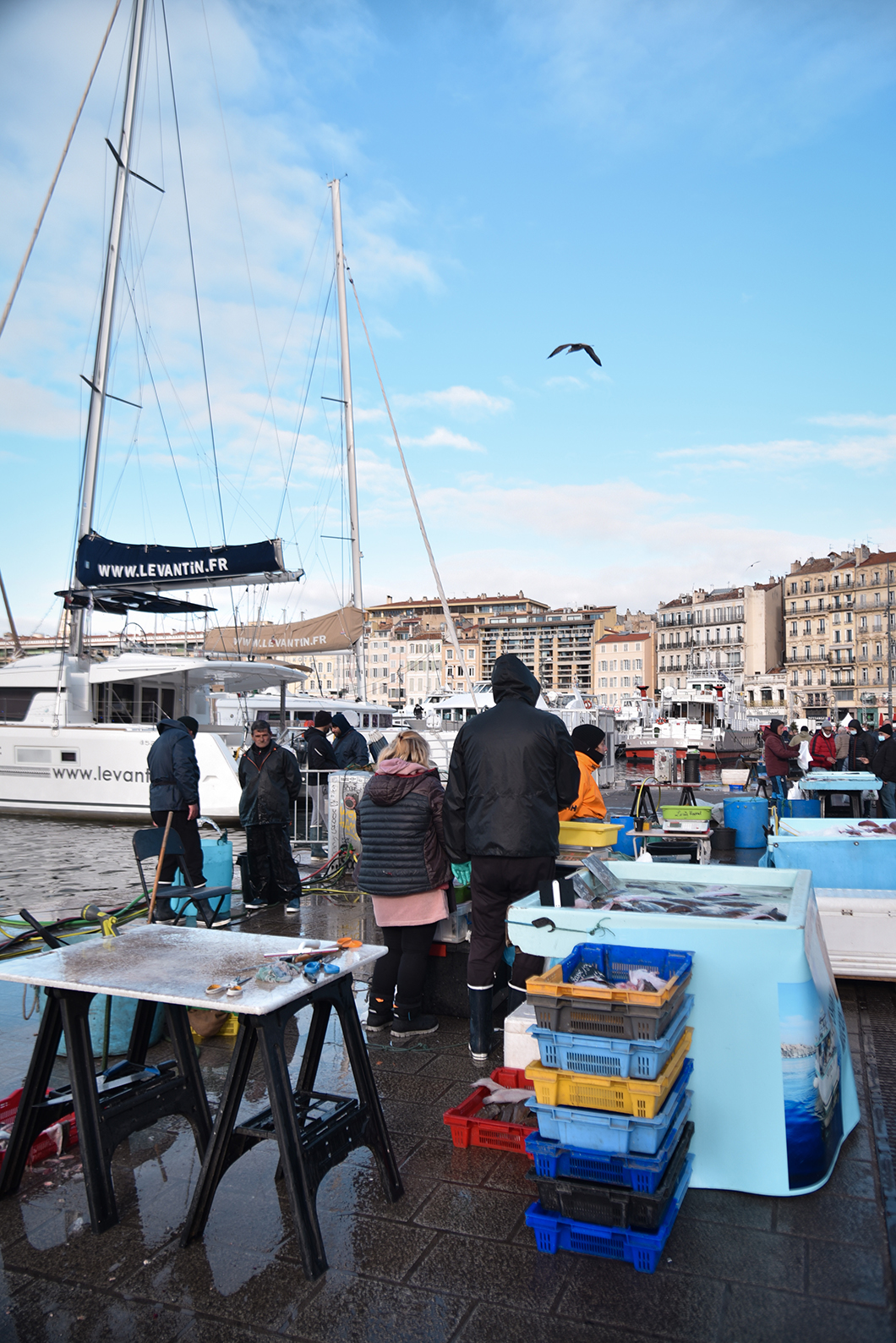 Découvrir le Vieux Port, incontournables à visiter à Marseille