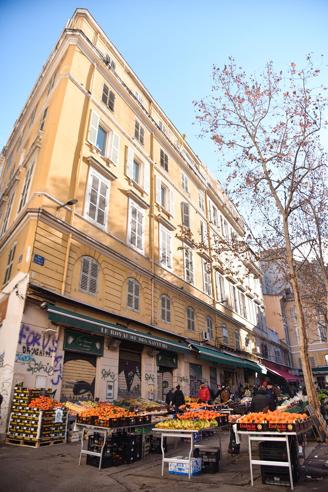 Visiter Marseille et son quartier de Noailles