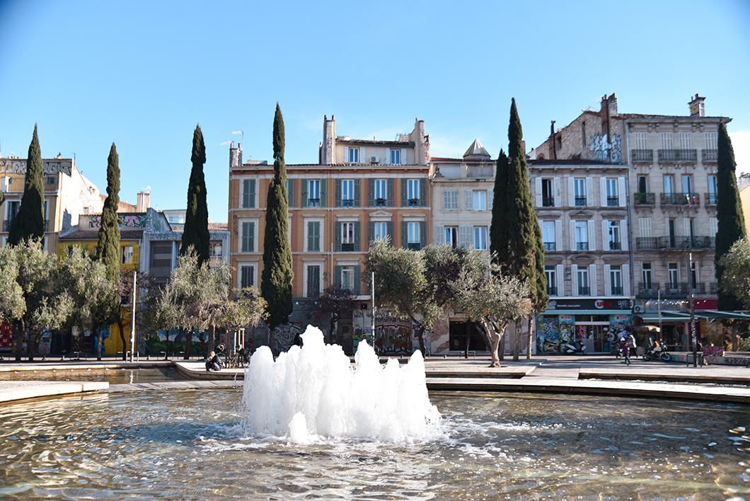 Visiter le Cours Julien, incontournable à Marseille
