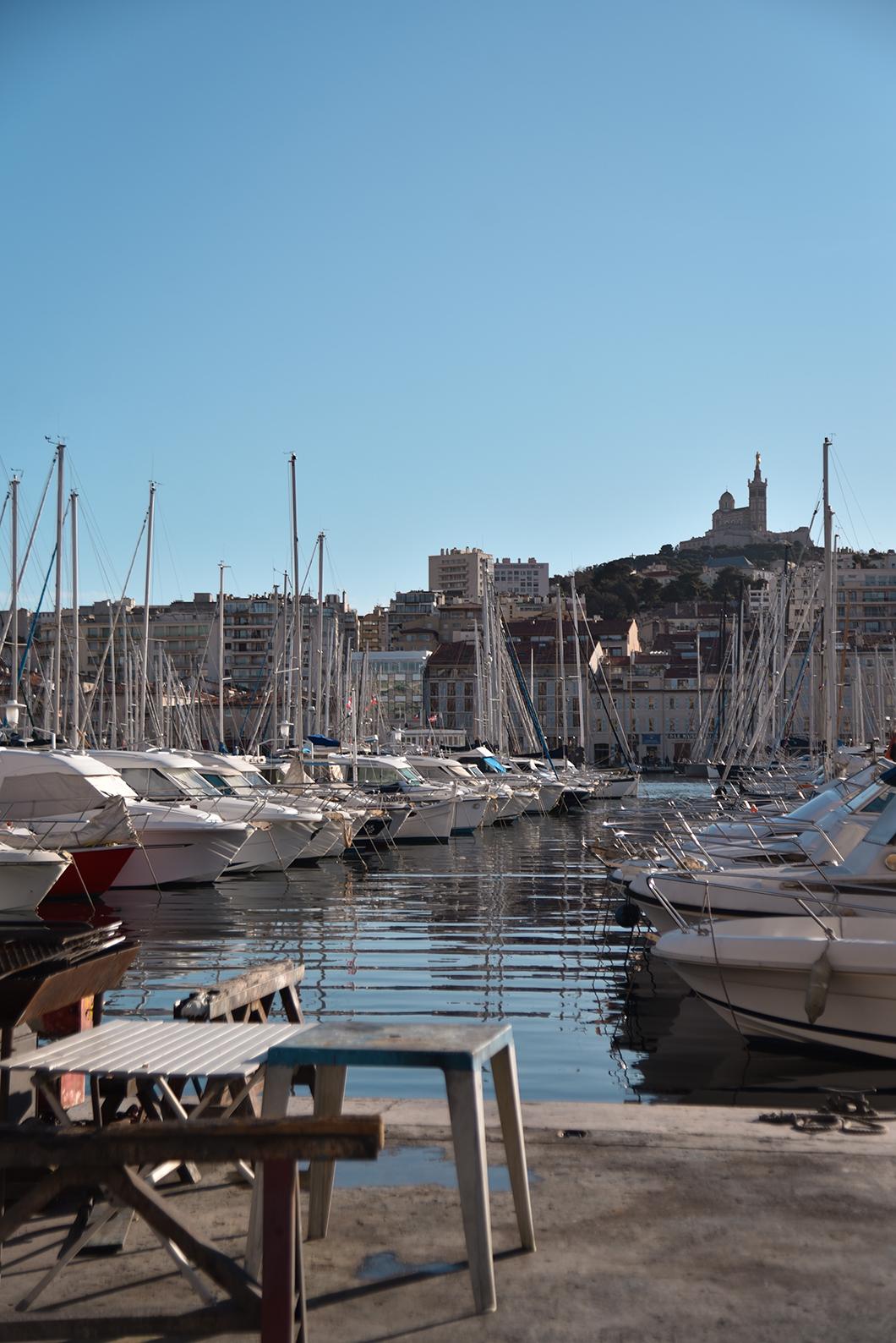 Que faire à Marseille ? Découvrir le Vieux Port