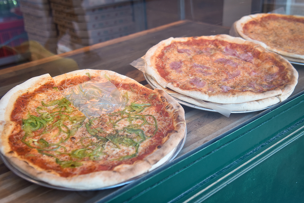Pizza Capri, la meilleure pizza de Marseille