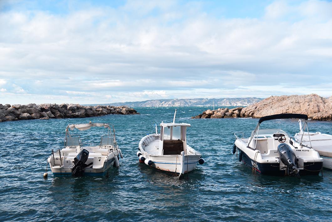Que faire à Marseille en hiver ? Les plages de la côte