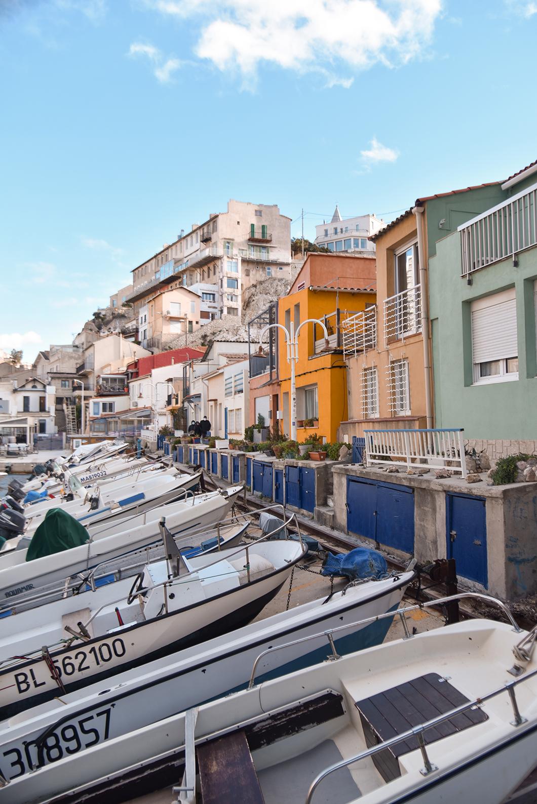 Vallon des Auffes, visite des coins authentiques de Marseille