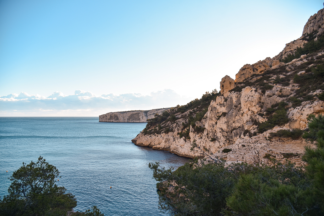 Les jolis points de vue au Parc National des Calanques