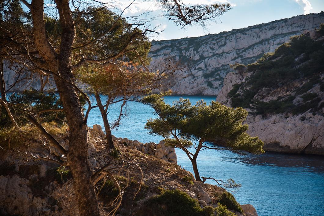 La Calanque de Sugiton, la plus belle calanque de Marseille