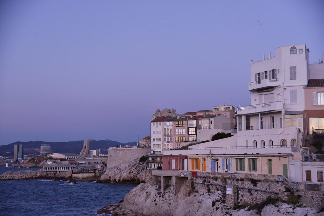 Aller au Port de Malmousque , incontournable à Marseille en hiver