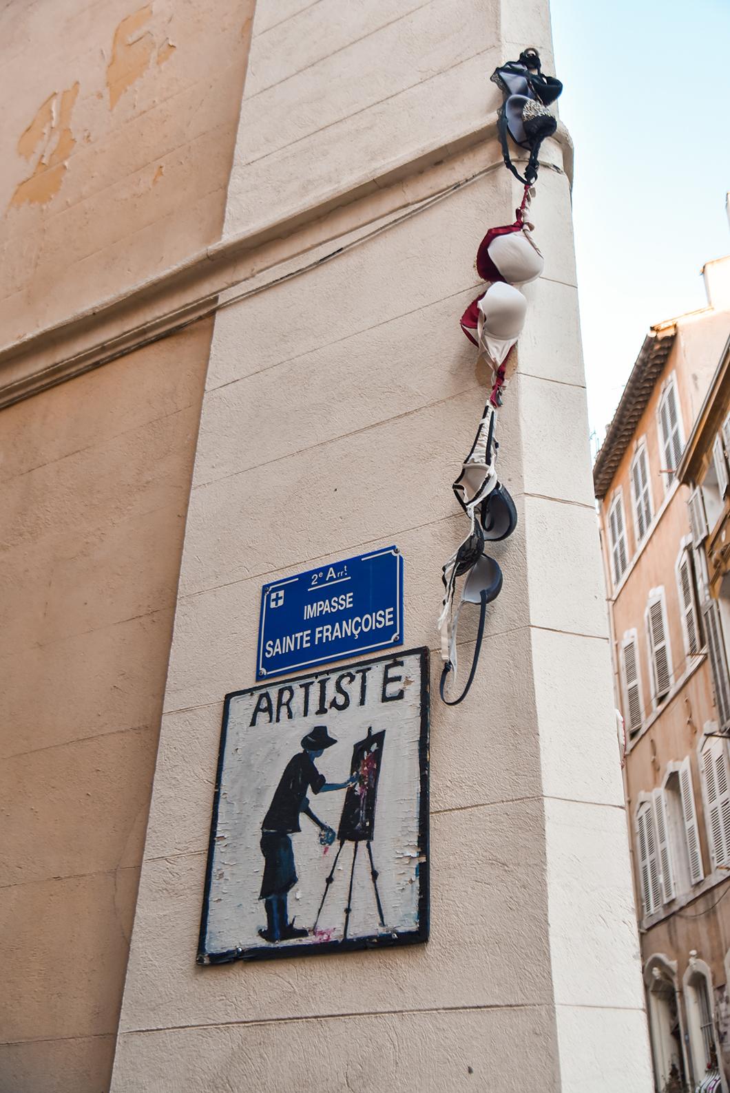 Que faire à Marseille ? Découvrir le quartier du Panier