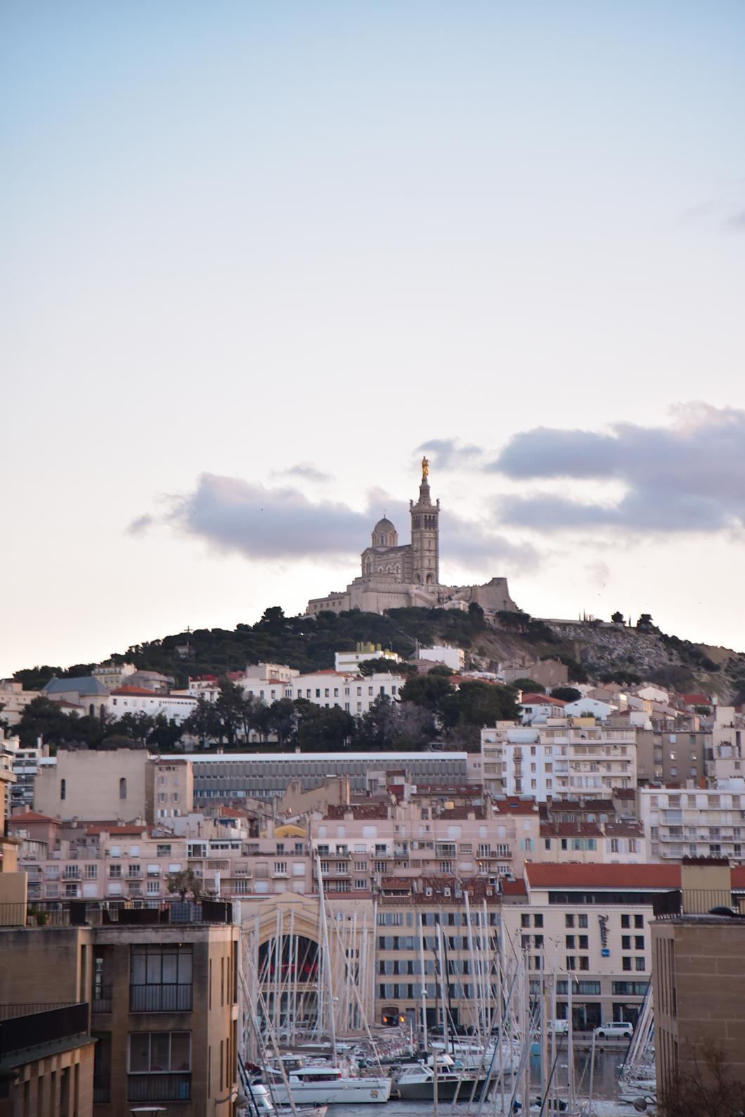 Organiser un week end à Marseille en hiver