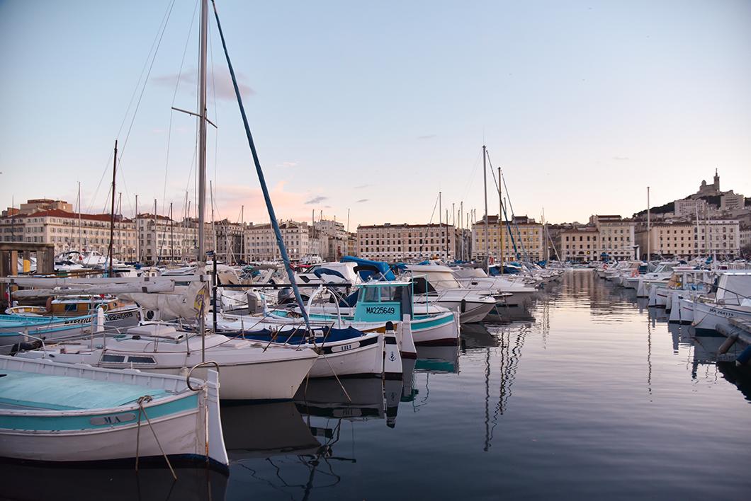 Que faire à Marseille ? Les plus beaux points du Vieux Port