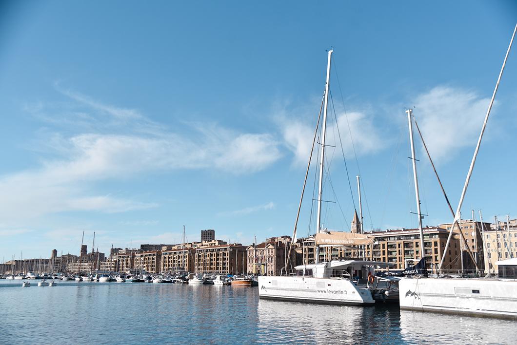 Que faire à Marseille en hiver ? Le Vieux Port