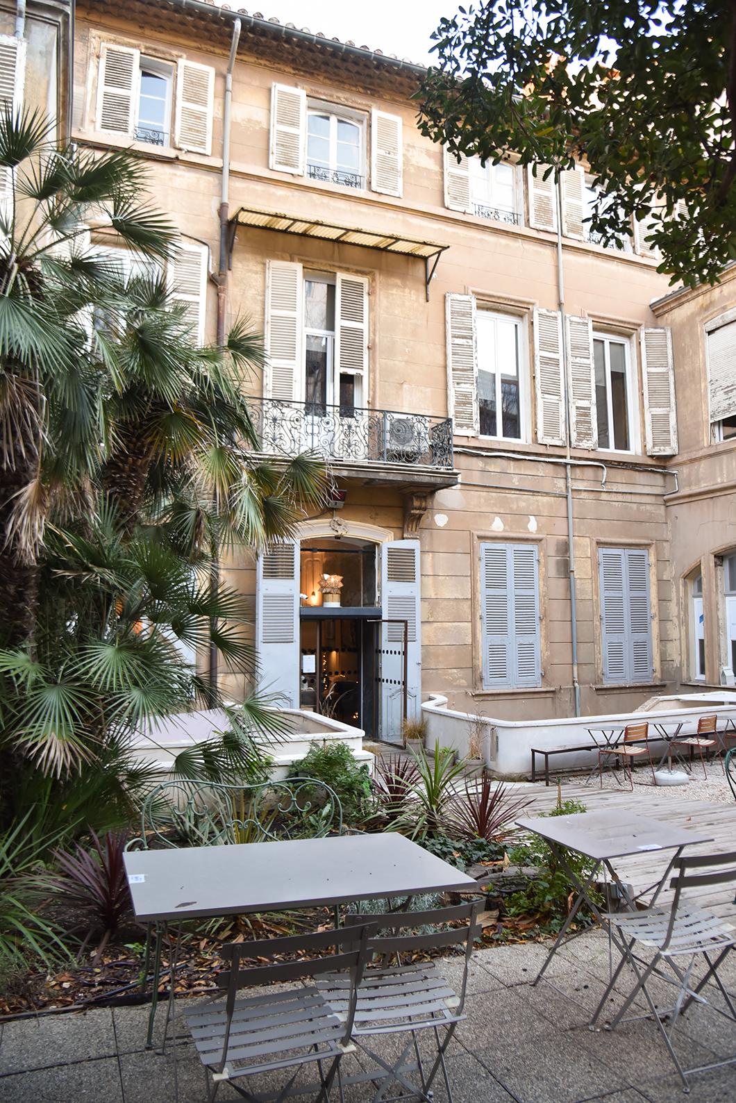 Hôtel au centre de Marseille, Maison Montgrand Vieux-Port