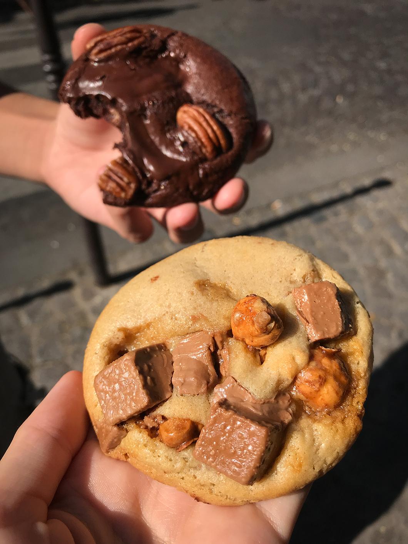 Scoop me a cookie, meilleur cookie de Paris